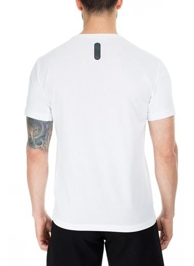 EA7 Emporio Armani  Regular Fit T Shirt Erkek T Shırt S 6Gpt26 Pjj6Z 1100 Beyaz